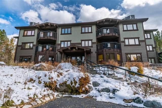 290 Broken Lance Drive A-203, Breckenridge, CO 80424 (MLS #S1015777) :: Colorado Real Estate Summit County, LLC