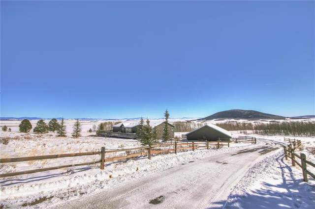 1353 Sheep Ridge Road, Fairplay, CO 80440 (MLS #S1015785) :: Colorado Real Estate Summit County, LLC