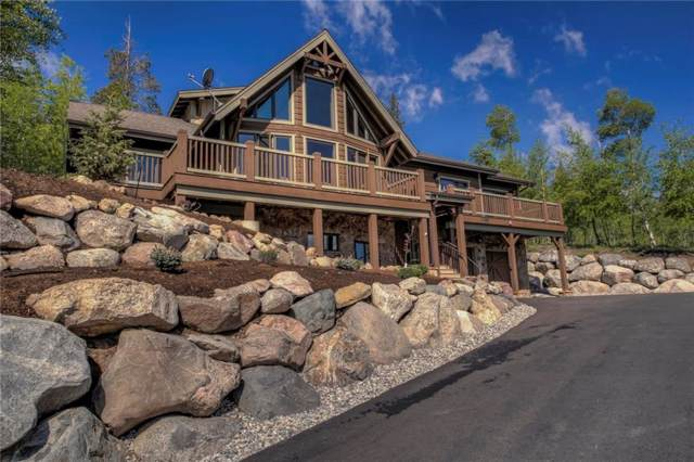 1385 Golden Eagle Road, Silverthorne, CO 80498 (MLS #S1015826) :: Colorado Real Estate Summit County, LLC