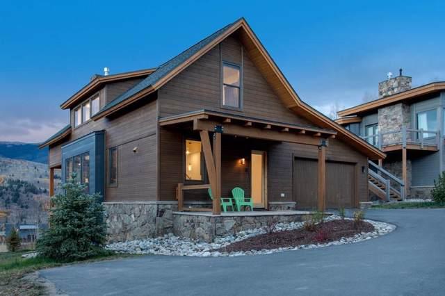 1243 Maryland Creek Road, Silverthorne, CO 80498 (MLS #S1015834) :: Colorado Real Estate Summit County, LLC