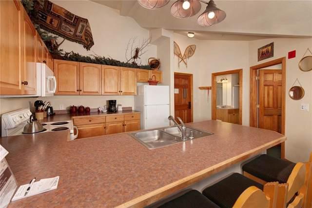 22714 Us Hwy 6 #5998, Keystone, CO 80435 (MLS #S1015846) :: Colorado Real Estate Summit County, LLC