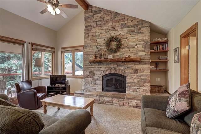 210 Tennis Club Road #1624, Keystone, CO 80435 (MLS #S1015851) :: Colorado Real Estate Summit County, LLC