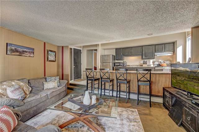 1127 Ski Hill Road F97, Breckenridge, CO 80424 (MLS #S1015853) :: Dwell Summit Real Estate