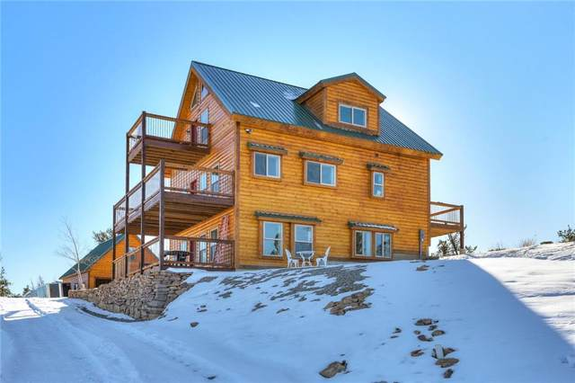 5844 Middle Fork Vista, Fairplay, CO 80440 (MLS #S1015855) :: Colorado Real Estate Summit County, LLC