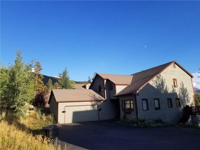 282 Idlewild Drive, Dillon, CO 80435 (MLS #S1015861) :: Colorado Real Estate Summit County, LLC
