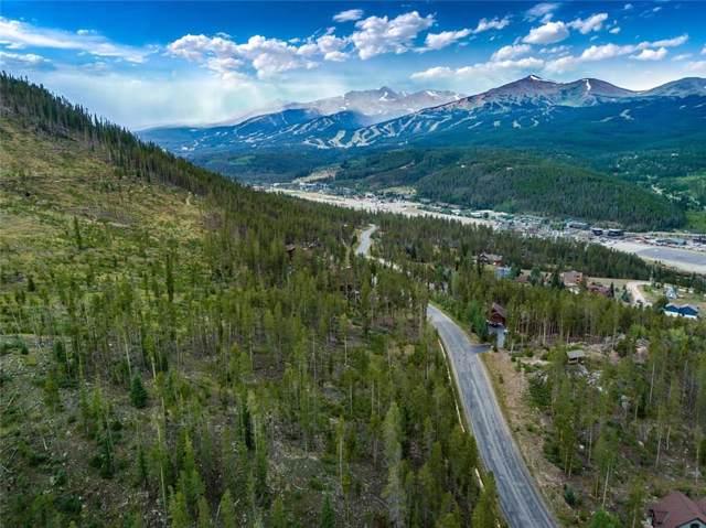 800 Highlands Drive, Breckenridge, CO 80424 (MLS #S1015866) :: Colorado Real Estate Summit County, LLC