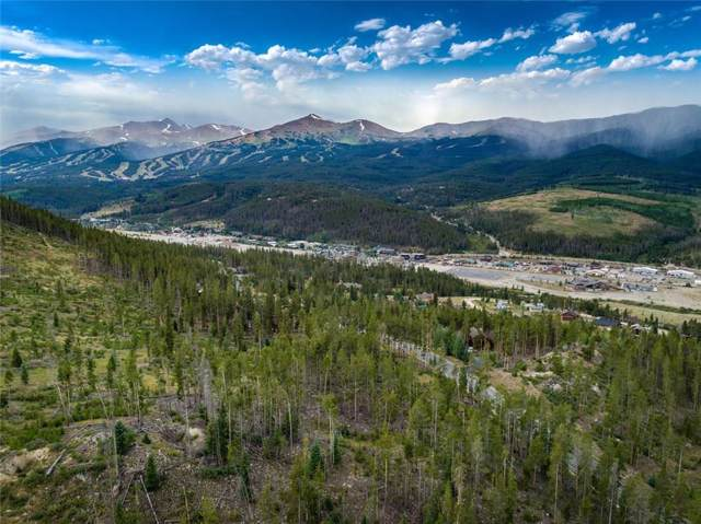 870 Highlands Drive, Breckenridge, CO 80424 (MLS #S1015867) :: Colorado Real Estate Summit County, LLC