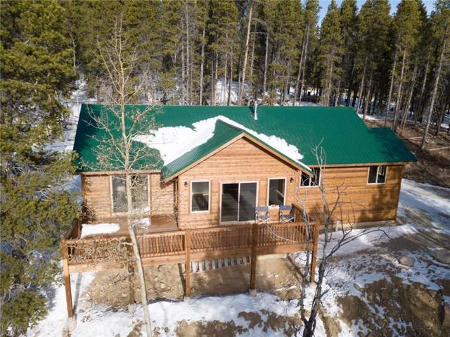 1002 Venture Road, Fairplay, CO 80440 (MLS #S1015868) :: Colorado Real Estate Summit County, LLC