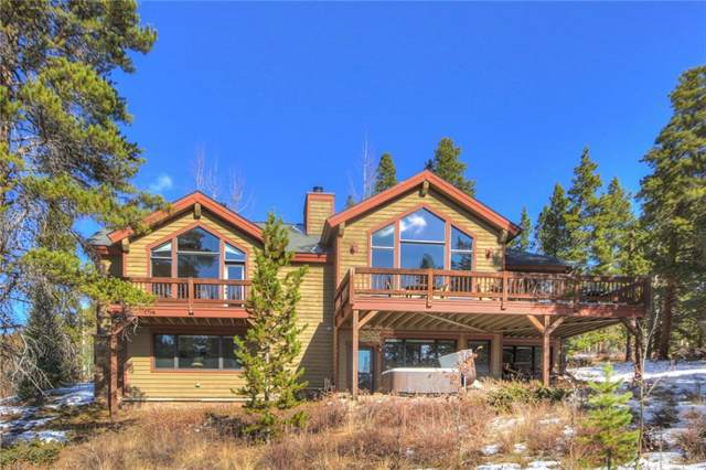 15 Rounds Road, Breckenridge, CO 80424 (MLS #S1015871) :: Dwell Summit Real Estate