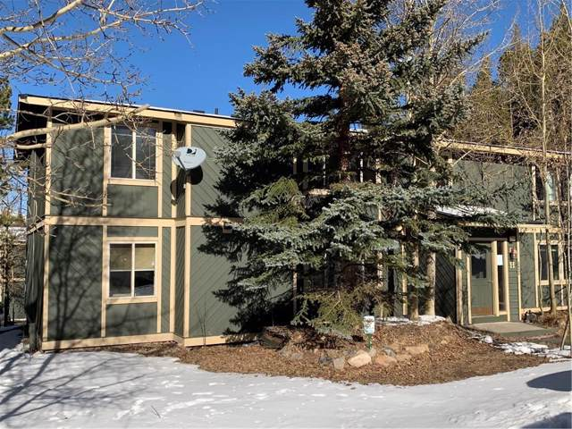 344 Illinois Gulch Road #201, Breckenridge, CO 80424 (MLS #S1015872) :: Colorado Real Estate Summit County, LLC