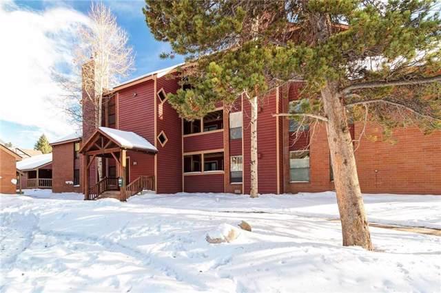 129 Broken Lance Drive #302, Breckenridge, CO 80424 (MLS #S1015879) :: Colorado Real Estate Summit County, LLC