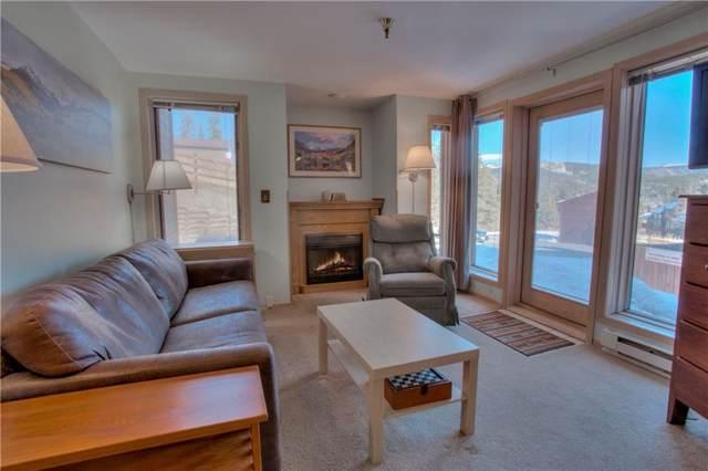 660 Four Oclock Road #12, Breckenridge, CO 80424 (MLS #S1015880) :: eXp Realty LLC - Resort eXperts