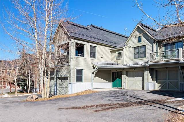 680 Main Street S #10, Breckenridge, CO 80424 (MLS #S1015893) :: eXp Realty LLC - Resort eXperts