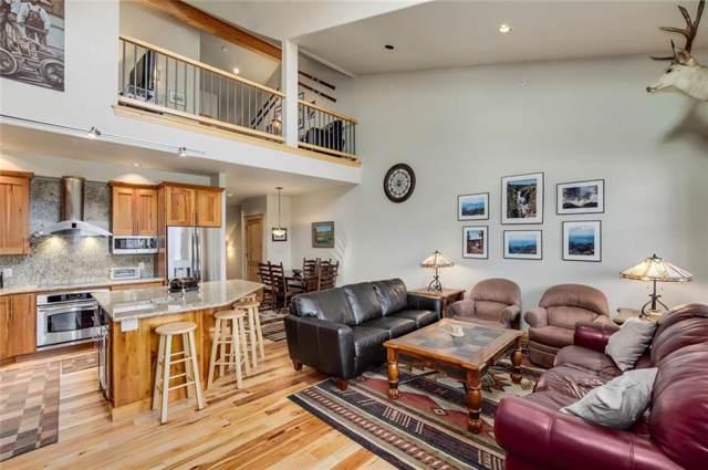 512 S Ridge Street S #512, Breckenridge, CO 80424 (MLS #S1015894) :: Dwell Summit Real Estate
