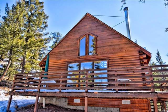 1436 Longbow, Jefferson, CO 80456 (MLS #S1015895) :: Colorado Real Estate Summit County, LLC