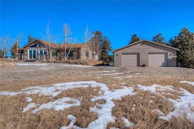 468 Wagon Wheel Road, Hartsel, CO 80449 (MLS #S1015896) :: Colorado Real Estate Summit County, LLC
