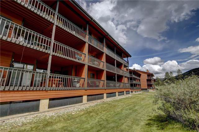 805 S 5 Th Avenue S #252, Frisco, CO 80443 (MLS #S1015897) :: Colorado Real Estate Summit County, LLC