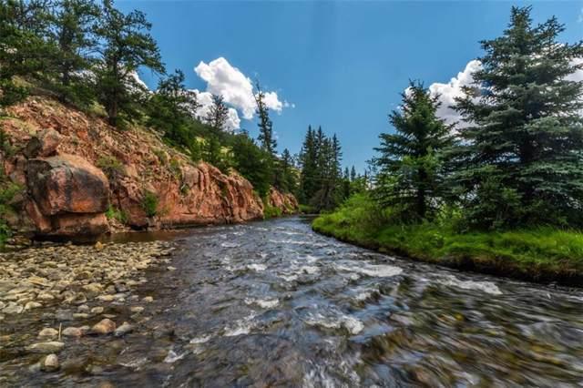 HWY 9, Fairplay, CO 80440 (MLS #S1015900) :: Colorado Real Estate Summit County, LLC