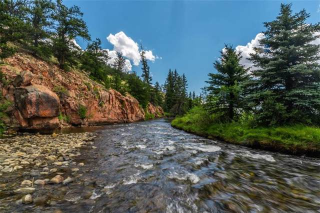 HWY 9, Fairplay, CO 80440 (MLS #S1015900) :: Colorado Real Estate Summit County, LLC