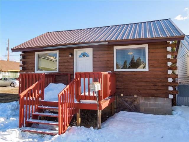 623 W Chestnut St, Leadville, CO 80461 (MLS #S1015905) :: Colorado Real Estate Summit County, LLC