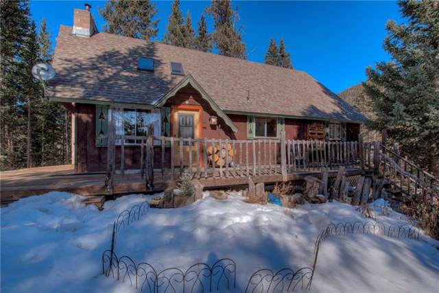 158 Starlit Lane, Blue River, CO 80424 (MLS #S1015906) :: Colorado Real Estate Summit County, LLC