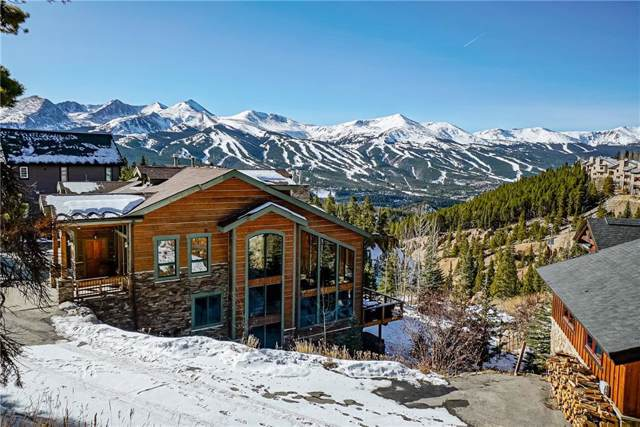 63 Club House Road B, Breckenridge, CO 80424 (MLS #S1015912) :: Colorado Real Estate Summit County, LLC