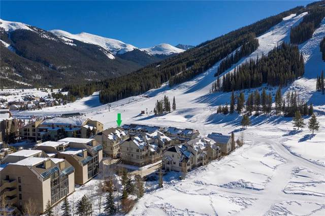 204 Wheeler Place #4, Copper Mountain, CO 80443 (MLS #S1015913) :: eXp Realty LLC - Resort eXperts