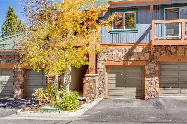 43 Snowflake Dr A-12, Breckenridge, CO 80424 (MLS #S1015919) :: Dwell Summit Real Estate