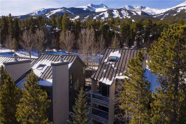 512 Kings Crown Road #512, Breckenridge, CO 80424 (MLS #S1015938) :: Dwell Summit Real Estate