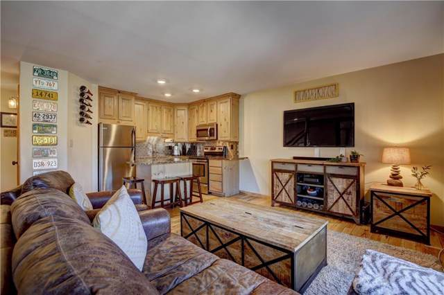 130 Evergreen Road #302, Dillon, CO 80435 (MLS #S1015942) :: eXp Realty LLC - Resort eXperts