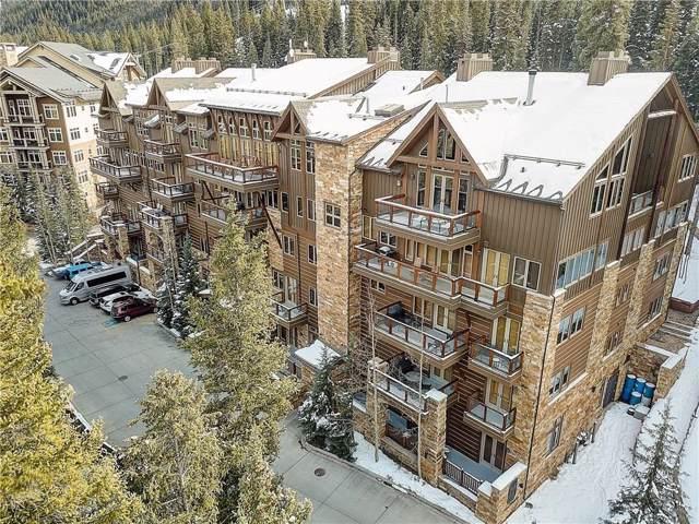 224 Trailhead Drive #3079, Keystone, CO 80435 (MLS #S1015952) :: Colorado Real Estate Summit County, LLC
