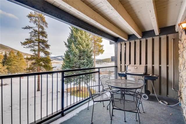 140 E La Bonte Street E #204, Dillon, CO 80435 (MLS #S1015956) :: Dwell Summit Real Estate