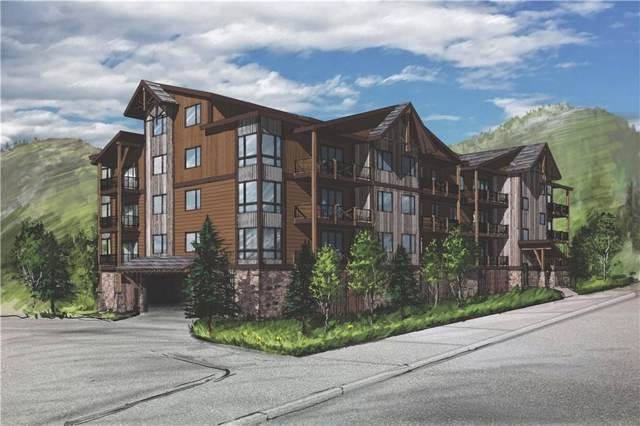 205 E La Bonte Street #1106, Dillon, CO 80435 (MLS #S1015973) :: Dwell Summit Real Estate