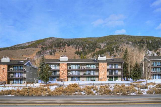 32 Corinthian Circle #102, Dillon, CO 80435 (MLS #S1015983) :: Dwell Summit Real Estate