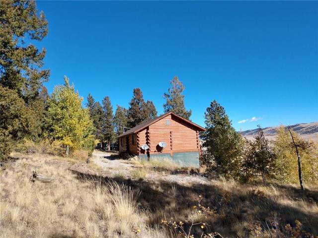 1544 Redhill Road, Fairplay, CO 80440 (MLS #S1015986) :: eXp Realty LLC - Resort eXperts
