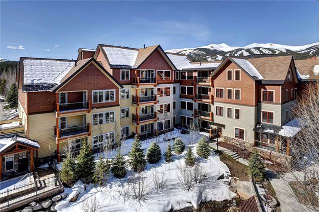 610 Columbine Road #6309, Breckenridge, CO 80424 (MLS #S1015989) :: eXp Realty LLC - Resort eXperts