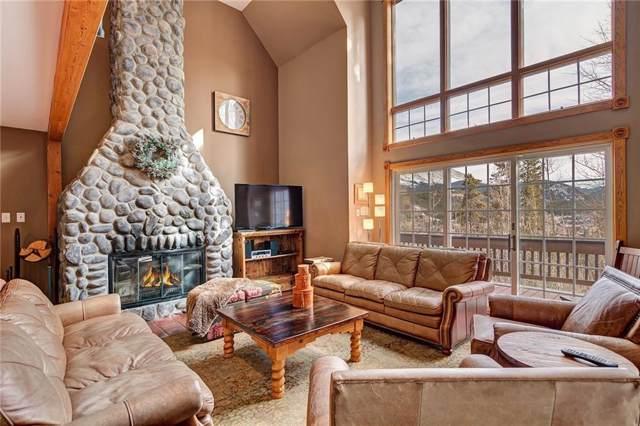 101 Christie Lane, Breckenridge, CO 80424 (MLS #S1015996) :: Dwell Summit Real Estate
