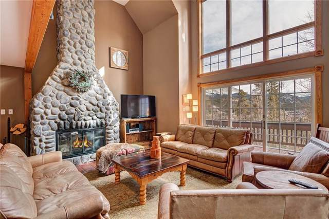 101 Christie Lane, Breckenridge, CO 80424 (MLS #S1015996) :: Dwell Summit Real Estate