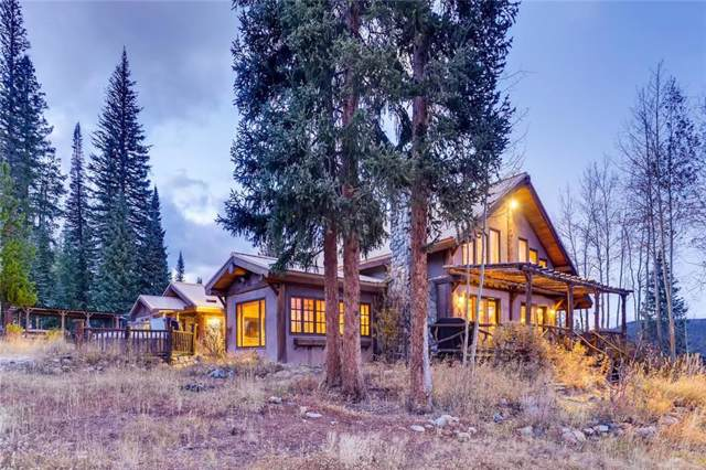 707 Gateway Drive, Breckenridge, CO 80424 (MLS #S1015998) :: Dwell Summit Real Estate