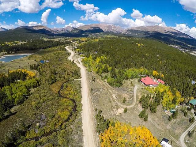 455 & 618 Mosquito Pass Road, Alma, CO 80420 (MLS #S1016003) :: eXp Realty LLC - Resort eXperts