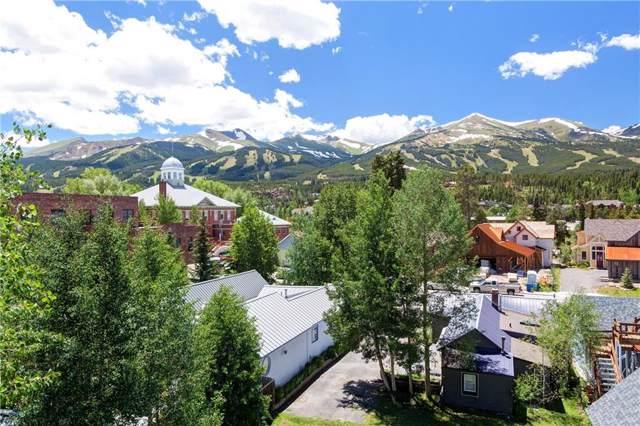 107 N Harris Street #316, Breckenridge, CO 80424 (MLS #S1017008) :: Dwell Summit Real Estate