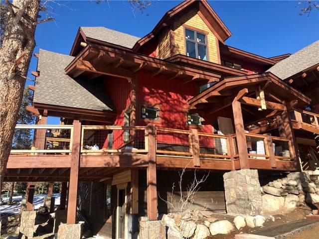 0007 Lake Ridge Circle #1824, Keystone, CO 80435 (MLS #S1017014) :: Dwell Summit Real Estate