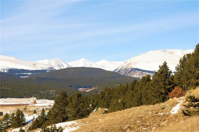 486 Abandoned Rail Road, Fairplay, CO 80440 (MLS #S1017015) :: Dwell Summit Real Estate