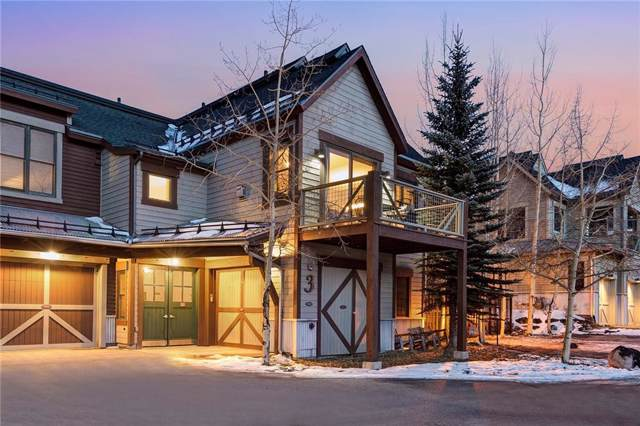 680 S Main Street S #15, Breckenridge, CO 80424 (MLS #S1017020) :: eXp Realty LLC - Resort eXperts