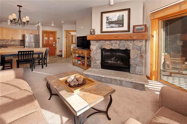 100 Dercum Square #8350, Keystone, CO 80435 (MLS #S1017025) :: Dwell Summit Real Estate