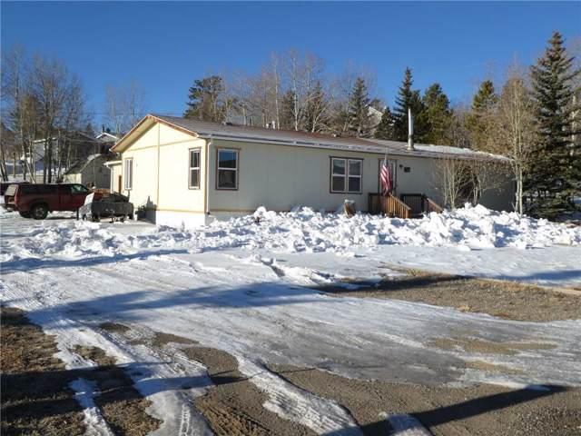 687 Crawford Lane, Fairplay, CO 80440 (MLS #S1017041) :: Colorado Real Estate Summit County, LLC