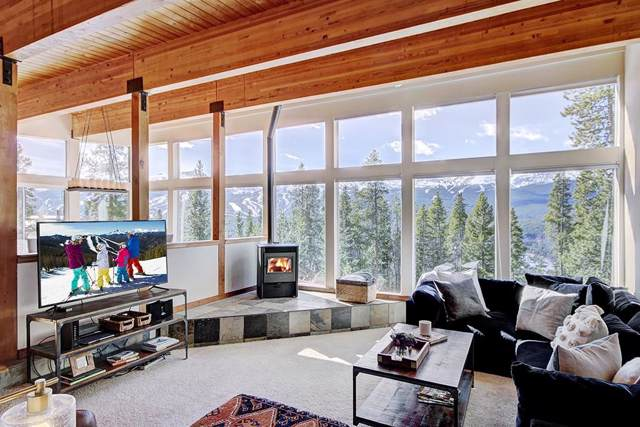 1396 Forest Hills Drive, Breckenridge, CO 80424 (MLS #S1017046) :: Dwell Summit Real Estate