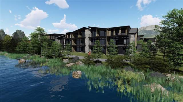 930 Blue River Parkway #834, Silverthorne, CO 80498 (MLS #S1017048) :: eXp Realty LLC - Resort eXperts