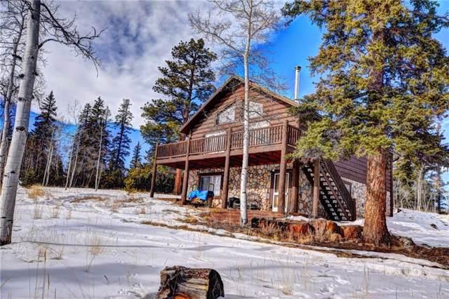 336 Arapahoe Circle, Como, CO 80432 (MLS #S1017082) :: Colorado Real Estate Summit County, LLC