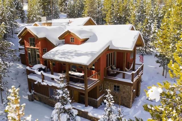 170 Elk Circle, Keystone, CO 80435 (MLS #S1017083) :: Colorado Real Estate Summit County, LLC